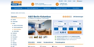 A&O Berlin Kolumbus