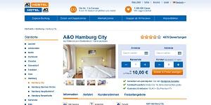 A&O Hamburg City