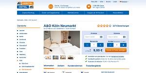 A&O Cologne Neumarkt