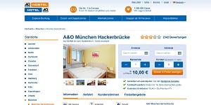 A&O Munich Hackerbrücke