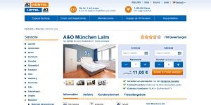A&O Munich Laim