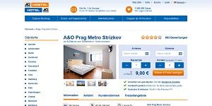A&O Prague Metro Strizkov