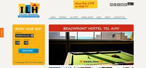 Beachfront Hostel Tel Aviv