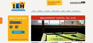 Beachfront Hostel Tel Aviv