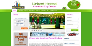 United Hostel Frankfurt City Center