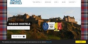 Haggis Hostel Edinburgh