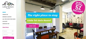 Little Tel Aviv Hostel