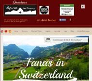 Gästehaus Alpina Fanas