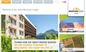 Mountain Lodge Arosa