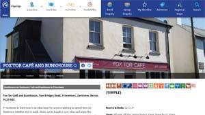 Fox Tor Café and Bunkhouse