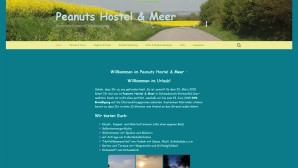 Peanuts Hostel & Meer