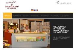Waldkurbad Hostel & Spa