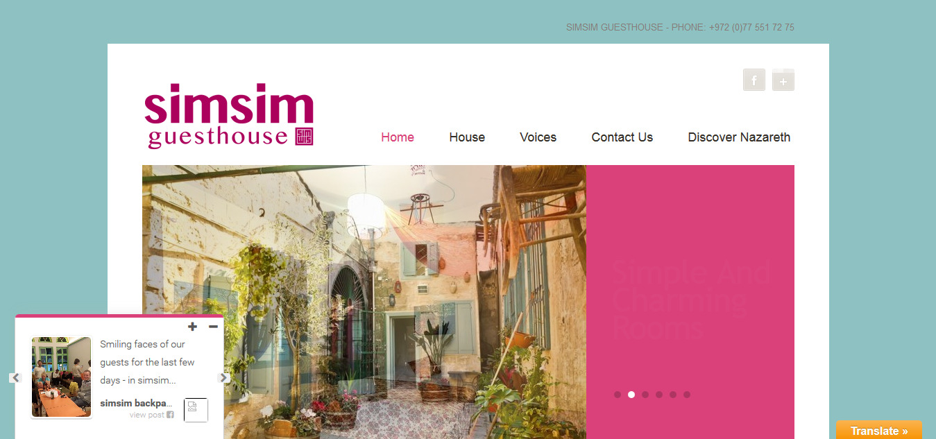 Simsim Guesthouse