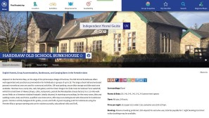 Hardraw Old School Bunkhouse