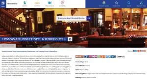 Ledgowan Lodge Hotel & Bunkhouse