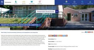 Nantyr Outdoor Education Centre